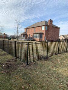 excellent aluminum fence contractors caseyville il