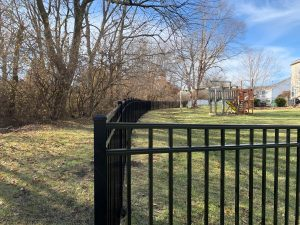 fence contractor aluminum fence collinsville il