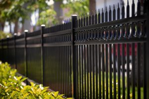 collinsville illinois aluminum fence aluminum fencing fence contractor troy fairview heights ofallon il madison county aluminum fencing