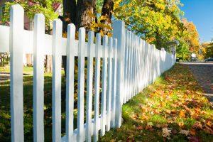 white picket fence installer collinsville il