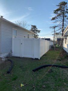 vinyl fence contractor caseyville il
