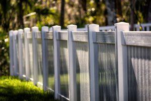 vinyl privacy fence glen carbon il