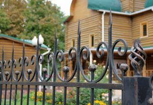 wrought iron fencing bethalto il