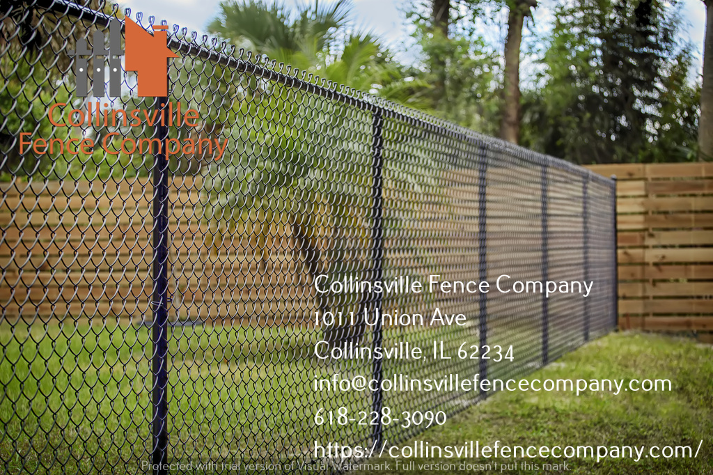 chain link fencing contractor collinsville il